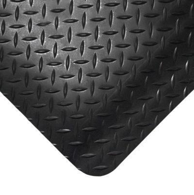 Mata przemysłowa Deckplate Czarny 1