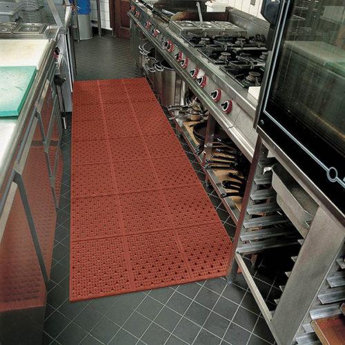 mata antypoślizgowa przemysłowa T23RD Multi Mat, mata kuchenna, mata dla gastronomii, mata higieniczna